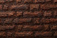 Декоративный камень Petra Карфаген 03К2 (красное дерево) -