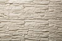 Декоративный камень Petra Олимпия угловой элемент 09П0.У (белый) -