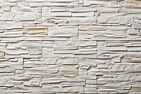 Декоративный камень Petra Олимпия 09П1 (белый/желто-серый) -