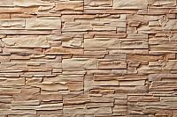 Декоративный камень Petra Олимпия 09П2 (бежевый/золотистый) -