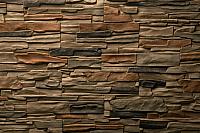 Декоративный камень Petra Олимпия угловой элемент 09П3.У (светло-коричневый/серый) -