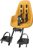 Детское велокресло Bobike One mini / 8012000010 (mighty mustard) -