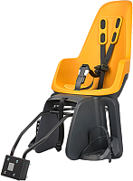 Детское велокресло Bobike One maxi 1P / 8012200010 (mighty mustard) -