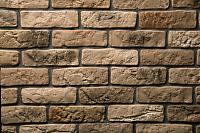 Декоративный камень Petra Версальский кирпич 11П3 (кремовый/серый/бордовый) -