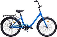Велосипед AIST Smart 24 1.1 (голубой) -
