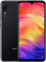 Смартфон Xiaomi Redmi Note 7 4Gb/64Gb (черный) -