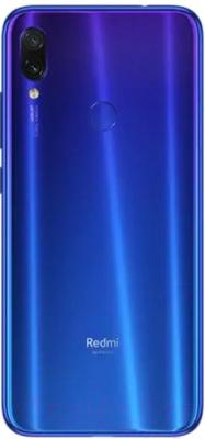 Смартфон Xiaomi Redmi Note 7 4Gb/128Gb (синий) -