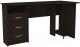 Компьютерный стол Артём-Мебель Вист СН-110.09 (венге) -