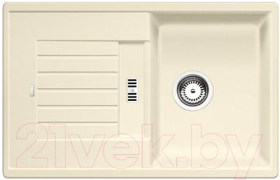 Мойка кухонная Blanco Zia 45 S / 514727