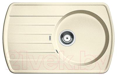 Мойка кухонная Blanco Rondoval 45 S / 515765