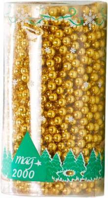 Новогоднее украшение Mag 2000 030439 (Gold) - общий вид
