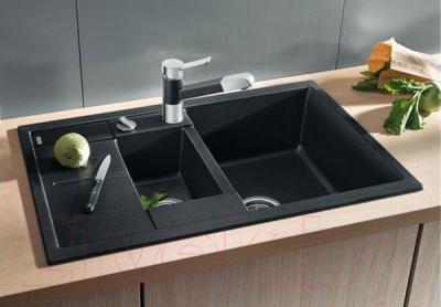 Мойка кухонная Blanco Metra 6 S Compact / 513470 - в интерьере