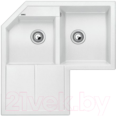 Мойка кухонная Blanco Metra 9 E / 515568