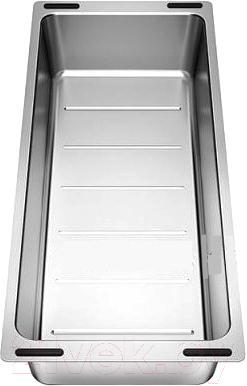 Коландер для мойки Blanco 227689 (нержавеющая сталь) - общий вид