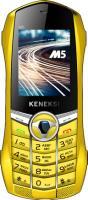 Мобильный телефон Keneksi M5 (желтый) -