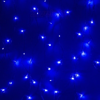 Световой занавес Neon-Night Светодиодный Дождь 235-033 -