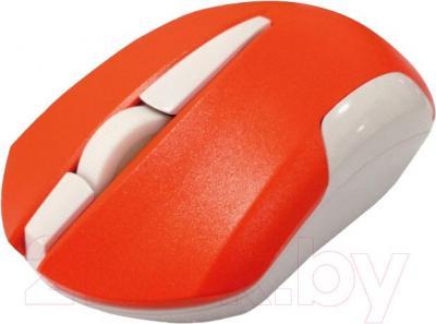Мышь CBR CM-422 (Orange) - общий вид