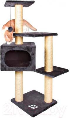 Комплекс для кошек Trixie 43787 Palamos (антрацит) - общий вид