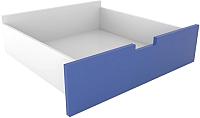 Ящик под кровать Бельмарко Skogen Classic / 4005 (синий) -
