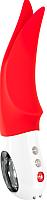 Вибратор Fun Factory Volta с раздвоенным кончиком / 73690 (оранжевый) -