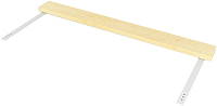 Бортик для кровати Бельмарко Skogen Classic 4058 (натура) -