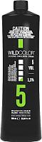 Эмульсия для окисления краски Wild Color Oxidizing Emulsion Cream 5Vol (995мл) -