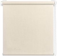 Рулонная штора АС ФОРОС Шатунг 8000 78x160 (кремовый) -