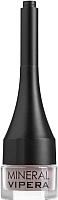 Подводка для глаз жидкая Vipera Mineral Brow & Eye Liner Smoky 03 -