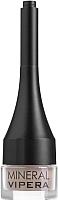 Подводка для глаз жидкая Vipera Mineral Brow & Eye Liner Blonde 04 -