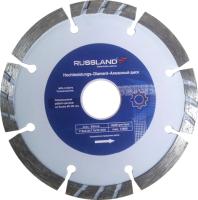 Отрезной диск алмазный Russland АДС 115 22 -