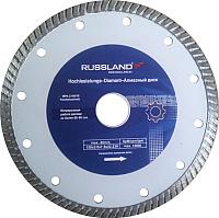 Отрезной диск алмазный Russland АДТ 230 22 -