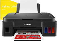 МФУ Canon Pixma G3411 + бумага Yellow Label -