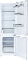 Встраиваемый холодильник Lex RBI 250.21 DF -