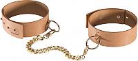 Наножники Bijoux Indiscrets Maze Knee Cuffs / 83950 (бежевый) -