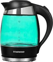 Электрочайник StarWind SKG2219 (бирюзовый) -