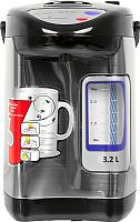 Термопот Sinbo SK-2395 (черный/серебристый) -
