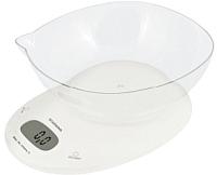 Кухонные весы StarWind SSK4171 (белый) -