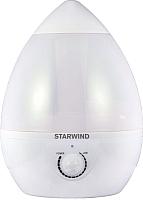 Ультразвуковой увлажнитель воздуха StarWind SHC1231 (белый) -