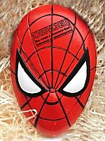 Магнит декоративный Нашы майстры Человек-паук / 2156 (белый) -