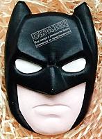 Магнит декоративный Нашы майстры Бэтмен / 2157 (белый) -