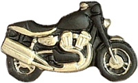 Магнит декоративный Нашы майстры Мотоцикл 2 / 2130 (декорированный) -