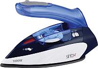 Дорожный утюг Sinbo SSI-6623 (синий/белый) -
