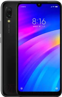 Смартфон Xiaomi Redmi 7 2GB/16GB (черный)