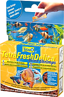 Корм для рыб Tetra Fresh Delica Brine Shrimps 708986/768673 (48г) -