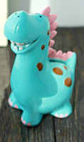 Копилка Нашы майстры Динозавр / 116 (декорированная) -