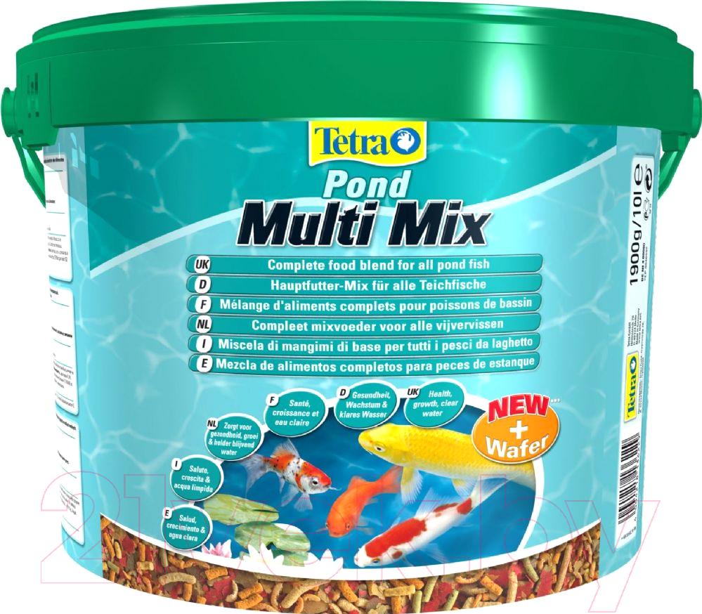 Купить Корм для рыб Tetra, Pond Multi Mix 709031/136229 (10л), Германия