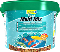 Корм для рыб Tetra Pond Multi Mix 709031/136229 (10л) -
