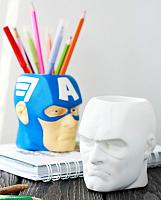 Органайзер для хранения Нашы майстры Супергерой / 1123 (декорированный) -