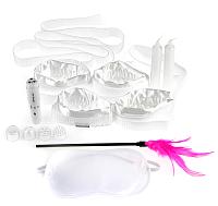 БДСМ-набор Pipedream Honeymoon Bondage Kit / 10898 -