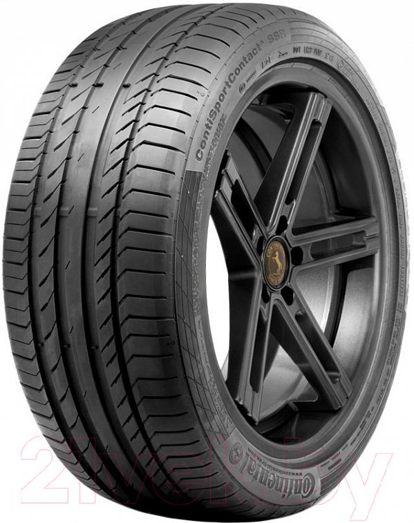 Купить Летняя шина Continental, ContiSportContact 5 SUV 285/45R19 111W Run-Flat (*) BMW, Германия